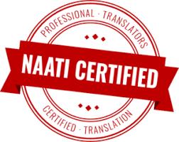 Naati Chinese to English Translator